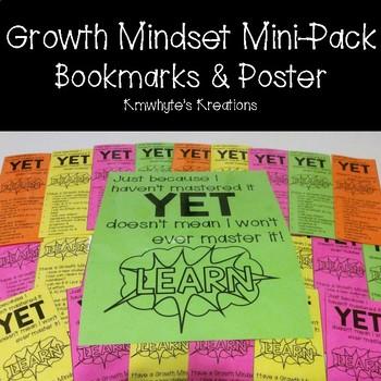 Growth Mindset Mini-Pack