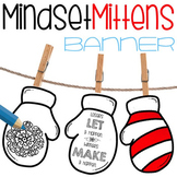 Growth Mindset Mittens Banner
