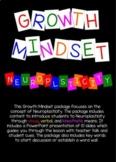 Growth Mindset - Neuroplasticity