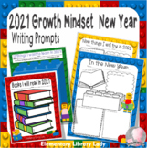 Growth Mindset New Year New You New Year's Activities 2021
