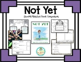 Growth Mindset- Not Yet Book Companion