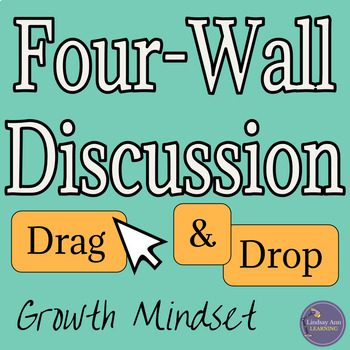 Growth Mindset Activity and Discussion for Middle School and High School