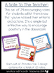 Growth Mindset POSITIVE NOTES for students