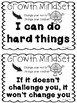 Growth Mindset Pack