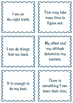 Growth Mindset Pack including Posters, Reflection Cards, Certificate