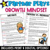 Growth Mindset Partner Plays