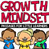 Growth Mindset Passages