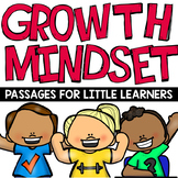 Growth Mindset Passages | Printable & Digital