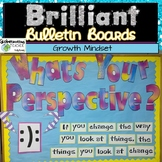 Growth Mindset Bulletin Board-Perspective