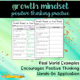 Growth Mindset: Positive Thinking Practice