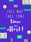 Growth Mindset Poster Collection (10)