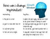 Growth Mindset Poster for ASL