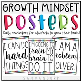 Growth Mindset Posters 2