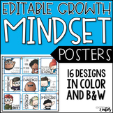 Growth Mindset | Growth Mindset Bulletin Board | Growth Mindset Posters
