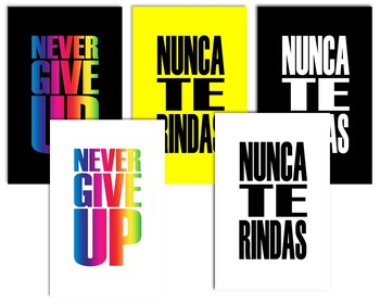 Growth Mindset Posters Quotes In Spanish ★ Frases Para Morivar Estudiantes