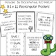 Growth Mindset Posters: Nature Inspired, Black and White