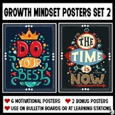 Growth Mindset Posters (Set 2)