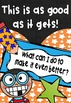 Growth Mindset Posters - Star and Kids Theme