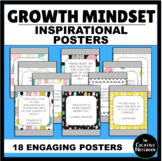 Growth Mindset Posters Vol 2 | Inspirational Posters | Classroom Decor