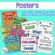 Growth Mindset Posters and Banner