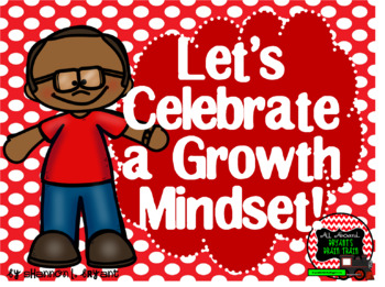 Growth Mindset Posters and Writing Activities (Black History / MLK Theme)