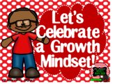 Growth Mindset Posters and Writing Activities (Black Histo