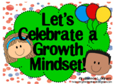 Growth Mindset Posters and Writing Activities (Confetti Kids)