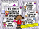 Growth Mindset Posters and Writing Activities (Cupcake Theme)