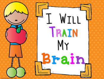 Growth Mindset Posters for Elementary Class Decor or Bulletin  Board (Polka Dot)