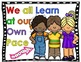 Growth Mindset Posters in Kid Language for Primary Grades