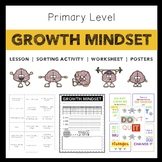 Growth Mindset- Primary