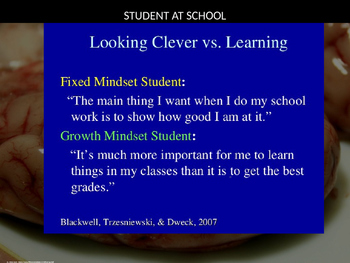 Growth Mindset Principles and Strategies