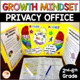 Growth Mindset Privacy Folder
