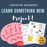 Growth Mindset Project- Learn Something New