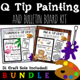 Growth Mindset Q-Tip Painting Craft & Display Kits - (30 S