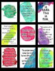 Growth Mindset Quote Classroom Posters