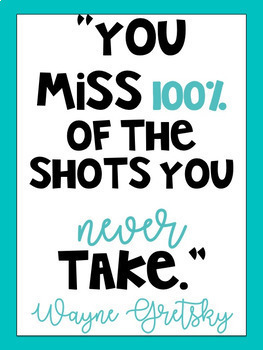 Growth Mindset Posters Growth Mindset Quote Posters