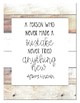 Growth Mindset Quote Posters / Farmhouse Rustic Decor / Shiplap