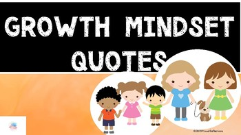 Growth Mindset Quotes