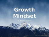 Growth Mindset Quotes (EDITABLE!)