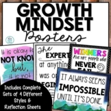 Growth Mindset Posters | Bulletin Board
