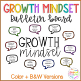 Growth Mindset Quotes Bulletin Board