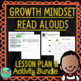 Growth Mindset Read Aloud Plans and Activities