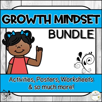 Growth Mindset Resource Bundle