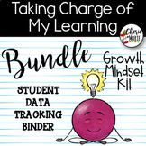 Growth Mindset Resources & Student Data Tracking Bundle