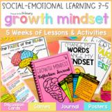 Growth Mindset & SMART Goal Setting - Social Emotional Learning Curriculum
