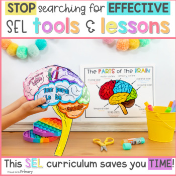 Growth Mindset & SMART Goal Setting - Social Emotional Learning Curriculum