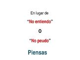 Growth Mindset - SPANISH