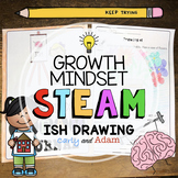 Ish Directed Drawing Growth Mindset STEAM Activity