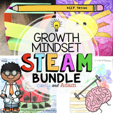 Growth Mindset Read Aloud STEAM / STEM Activity Bundle